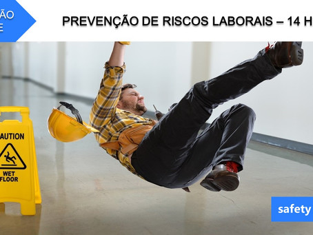 Curso online - Prevenção de Riscos Laborais   14 Hrs