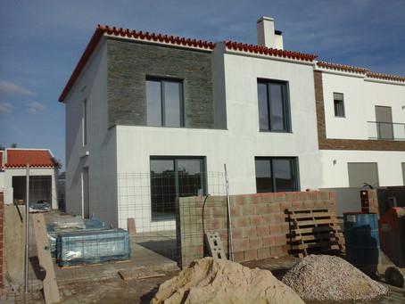 Coordenação de Segurança em Obra na construção de moradias, em Reguengos de Monsaraz, Évora