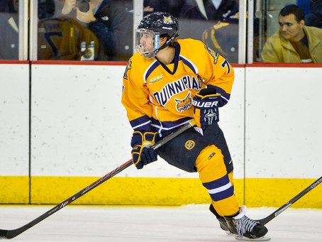 College Hockey Top 5 Point Leaders