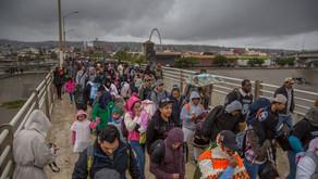 Los migrantes ya no son mexicanos