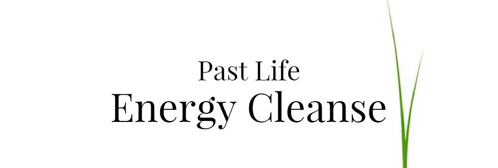Geçmiş Yaşam Enerjisi Temizliği