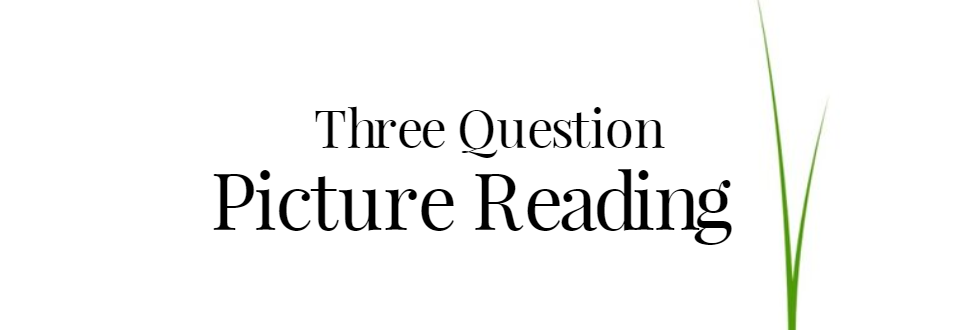 Tiga Soalan Gambar Membaca Psikik