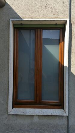 Finesta in PVC F&A serramenti