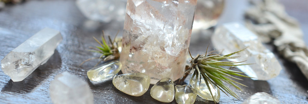 Health Charged Quartz