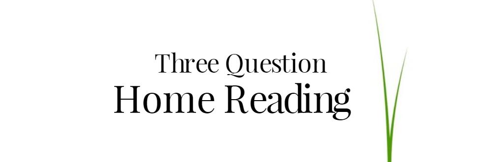 Tiga Soalan Membaca Psikik Di Rumah Anda