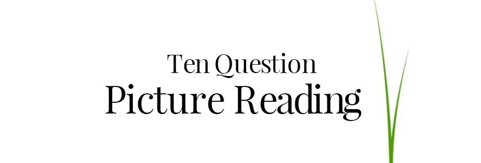 On Soru Resmi Psişik Okuma