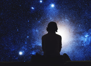Are we 'alone' in the Universe? A psychics perspective.