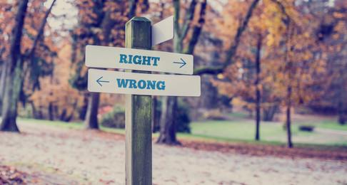 Tanda universal anda berada di jalan yang salah dalam hidup