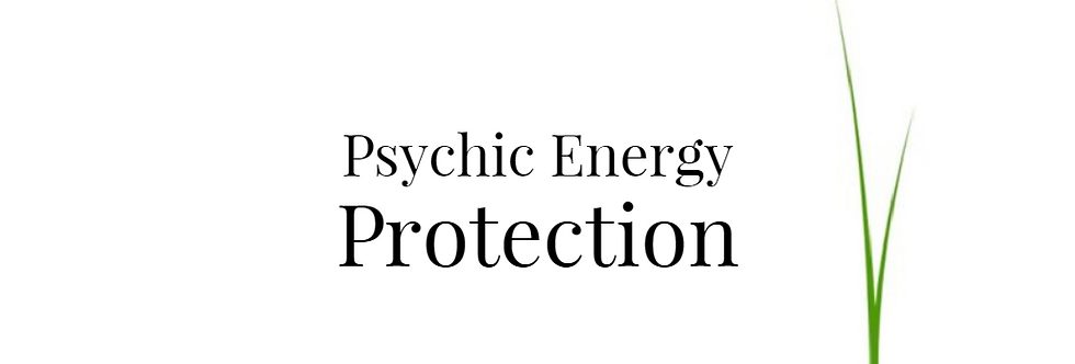 Psychic Energy Protection