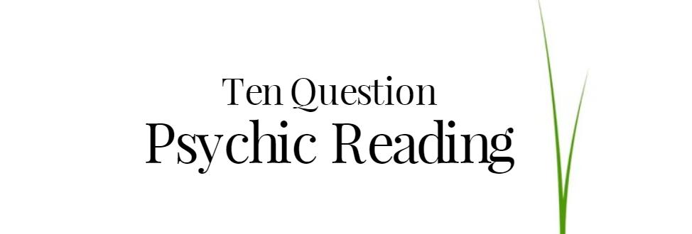 Sepuluh Soalan Tepat Psikik Membaca
