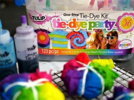 DIY Tie-Dye Party