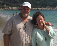 "Bob Armstrong and Judy Loughlin-""Luna Too"""