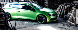 VW Scirocco by Jec Import