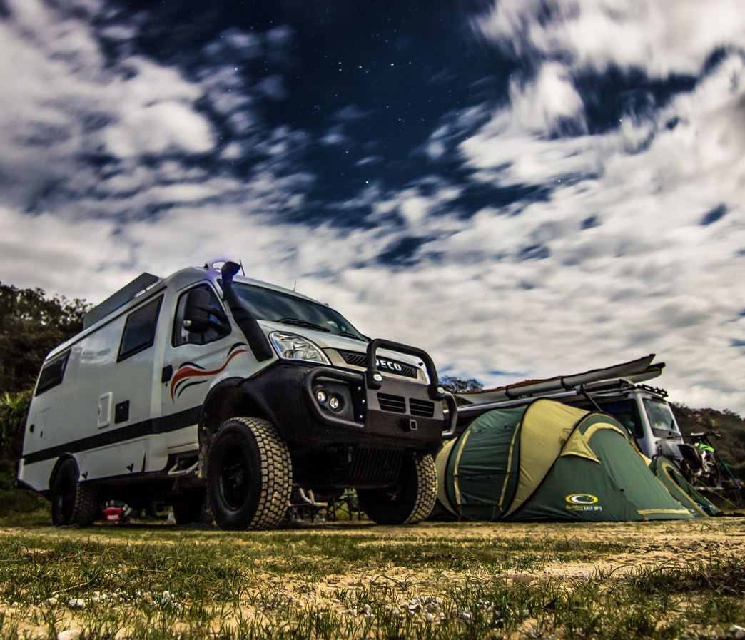 OFF-ROAD & CAMPER
