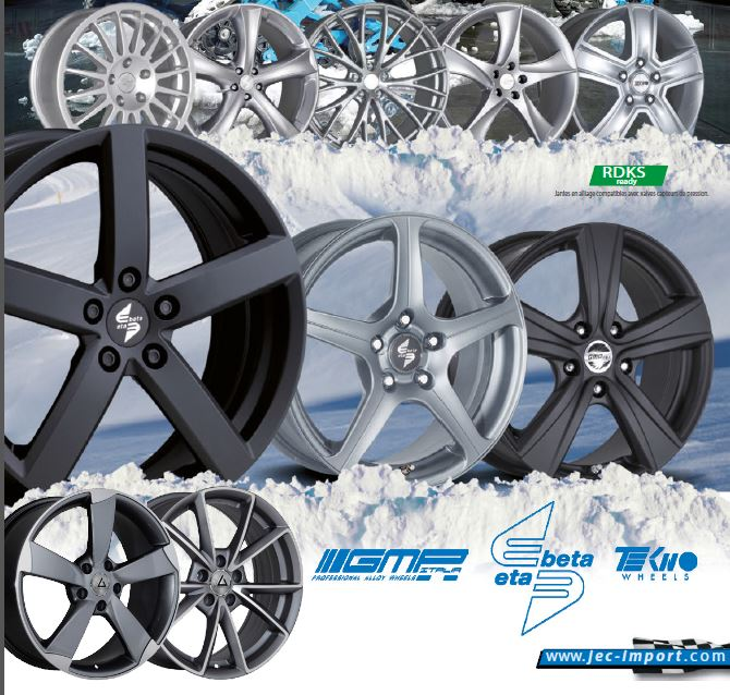 ACTIONS ROUES HIVER