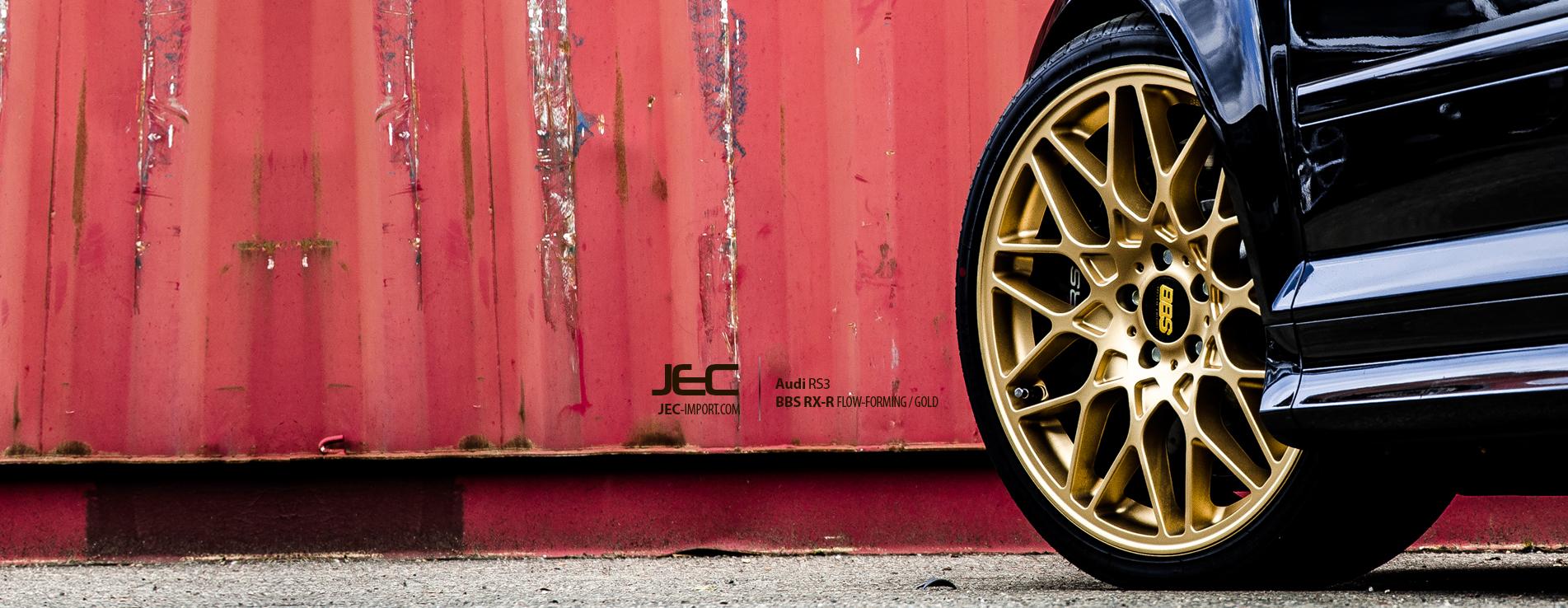 Audi RS3 Jec Import Edition