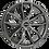 Thumbnail: ADM OCTOPUS 6.0X15 4X108 ET40