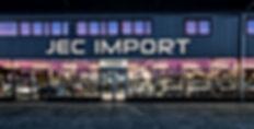 Showroom Jec Import SA