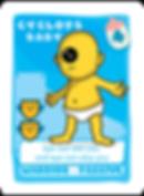 Cyclops Baby Passive Card