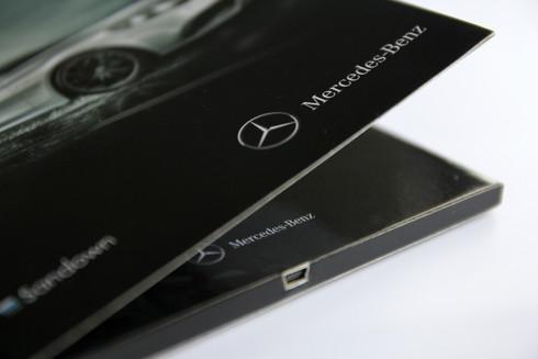Mercedes Sandown