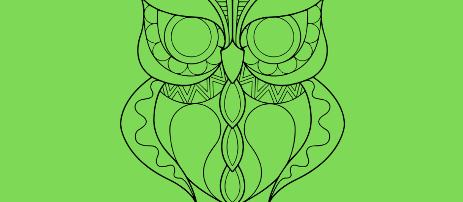 The Owl: A quick and easy neck release exercise