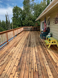 best deck cleaning service near me, cheap deck washing, my deck is dirty, my deck has mold, algae on deck, moss on deck, how to pressure wash deck, best deck cleaning anchorage