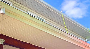 exterior gutter cleaning, my gutters are dirty, there is striping down my gutters, how to wash rain gutters, gutter brushes, terra wash, soft washing chemicals, pressure washing services, window washing companies near me, window cleaning in anchorage, anchorage window washing
