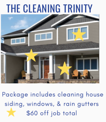 We clean roofs, decks, fences, siding, gutters, and more. Deck washing, soft wash