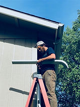 pressure washing services in anchorage, driveway cleaning, snow removal services in anchorage, siding cleaners near me, siding washing in anchorage, when should I shovel my roof?, how much snow weigh?,