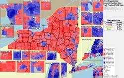 NY 2016-18 Precinct Maps