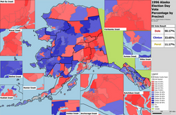Alaska Maps for Phones