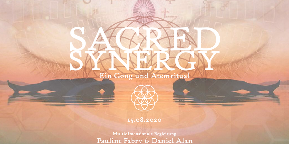 Sacred Synergy - Atem und Gong Ritual