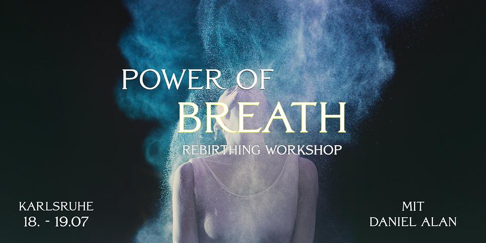 Power of Breath - Karlsruhe
