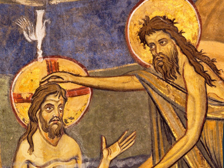 First Sunday after Epiphany, the Baptism of our Lord (1/10 at 10:45 a.m.)