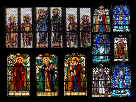 All Saints Holy Eucharist (11/1 at 10:45 a.m.)