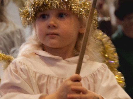 Children's Christmas Pageant (12/24 at 3 p.m.)