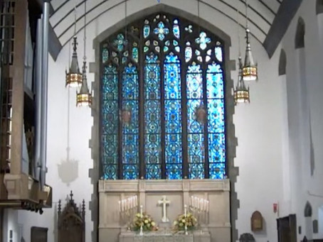 Holy Eucharist for the 23rd Sunday after Pentecost (11/8 at 10:45 a.m.)