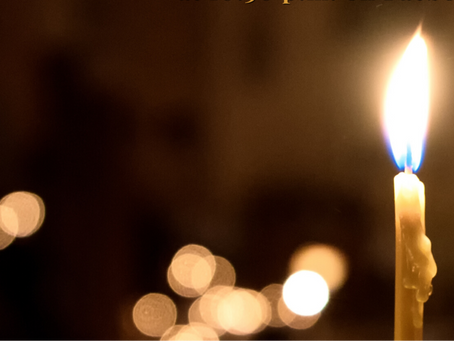 Christmas Eve Holy Eucharist Livestream (12/24 at 10:30 p.m.)