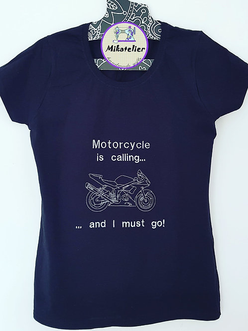 Tricou Motorcycle