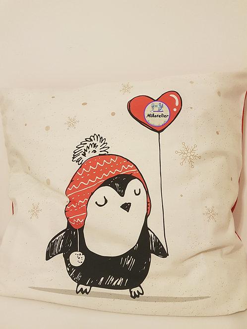 Perna cu husa detasabila -pinguin