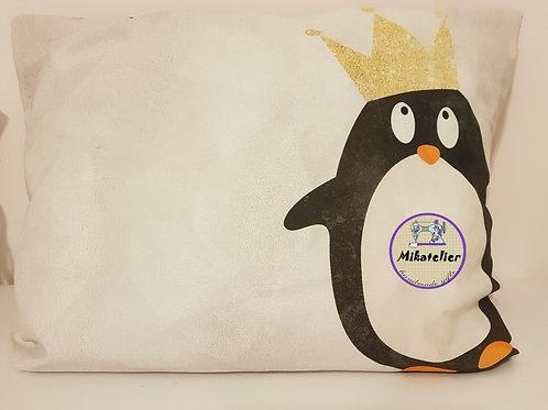 Perna cu husa detasabila -regele pinguin