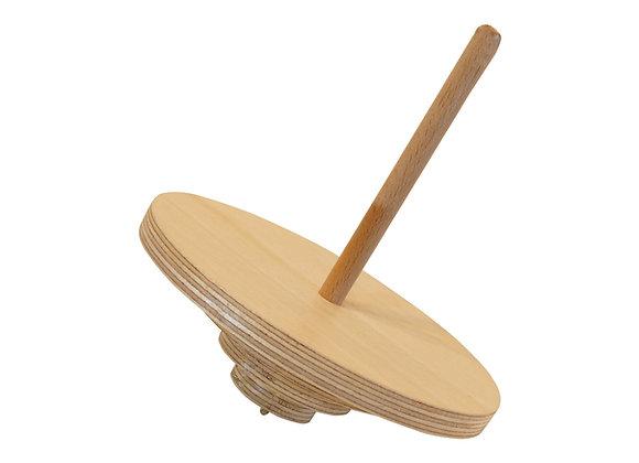 Toupie bois diy education motricite faitmaison jouetbois manufactureenfamille madeinfrance