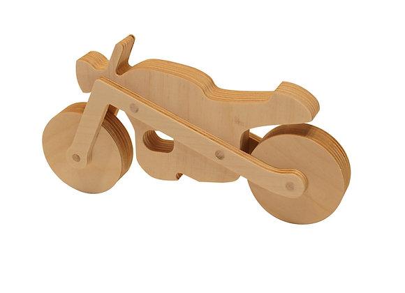 moto élastique  lanceur bois design fabriquer makers bricolage creative jouetbois manufactureenfamille madeinfrance