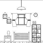 Decors Maison d Archie - Chambre bébé.jp