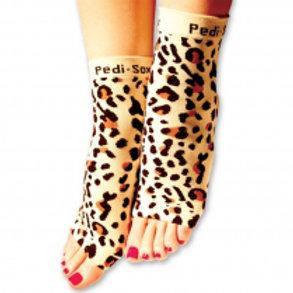 Leopard Pedi-Sox