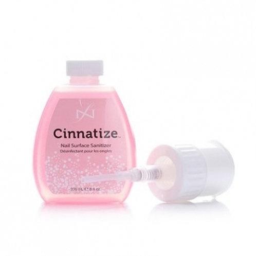 Famous Names Cinnatize Nail Surface Sanitizer 8 oz.