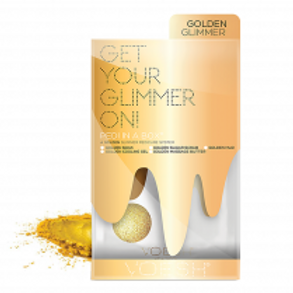 Voesh Pedi In A Box Golden Glimmer
