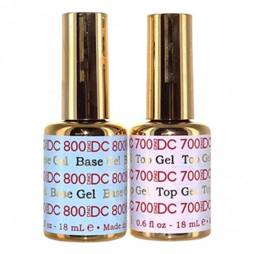 Daisy Soak Off Gel - Top & Base - DC700+DC800