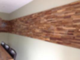 hout op muur schilder woon inspiratie.jp