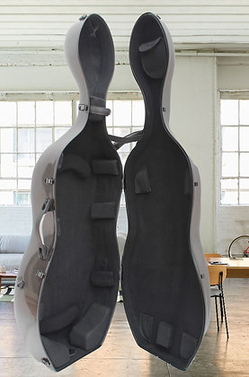 Carbon Fiber Composite Cello Case